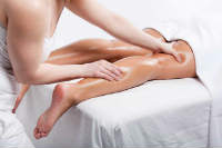 Выжимание в лимфодренажном массаже