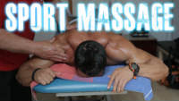 Спортивный массаж в Москве