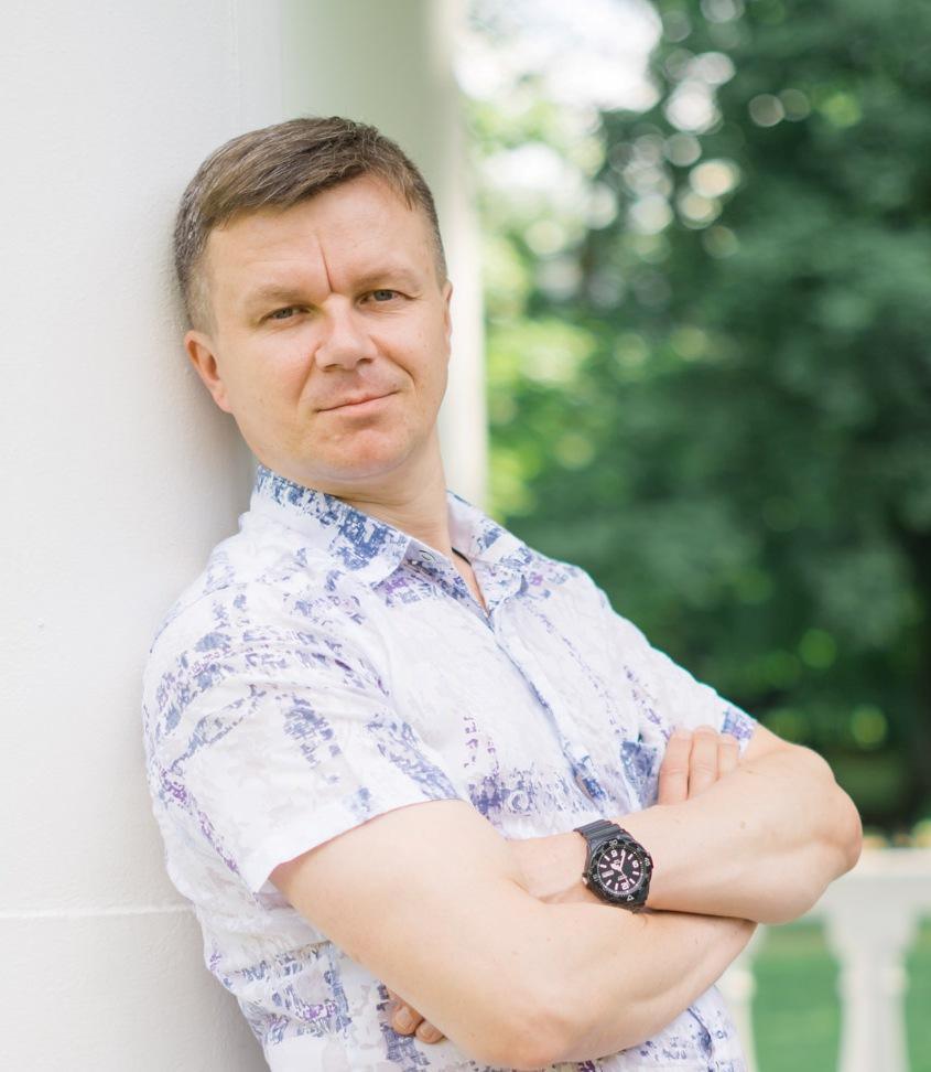 Беляев Дмитрий Валентинович, массажист в Коньково