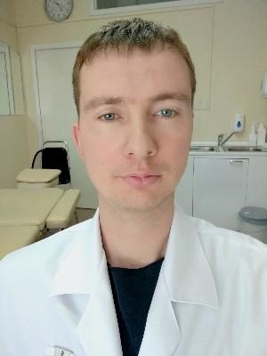 Скрябин Игорь Владимирович, мануальный терапевт и остеопат на южной