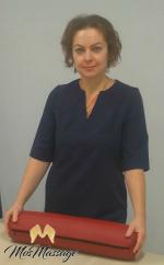 Жданова Жанна Викторовна - массажистка в Красногорске